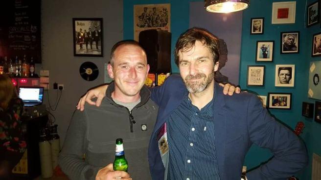 Richard & Mark Morriss